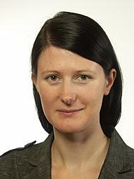 Bild på Lise Nordin (MP)