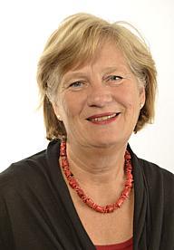 Bild på Anita Brodén (FP)