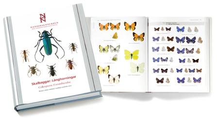 Bild på Nationalnyckel-böcker